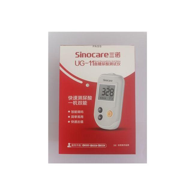 三诺尿酸测试仪UG-11血糖尿酸测试仪
