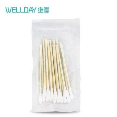 维德纸塑袋医用棉签A型(灭菌)10cm 20支/袋(一包20袋)